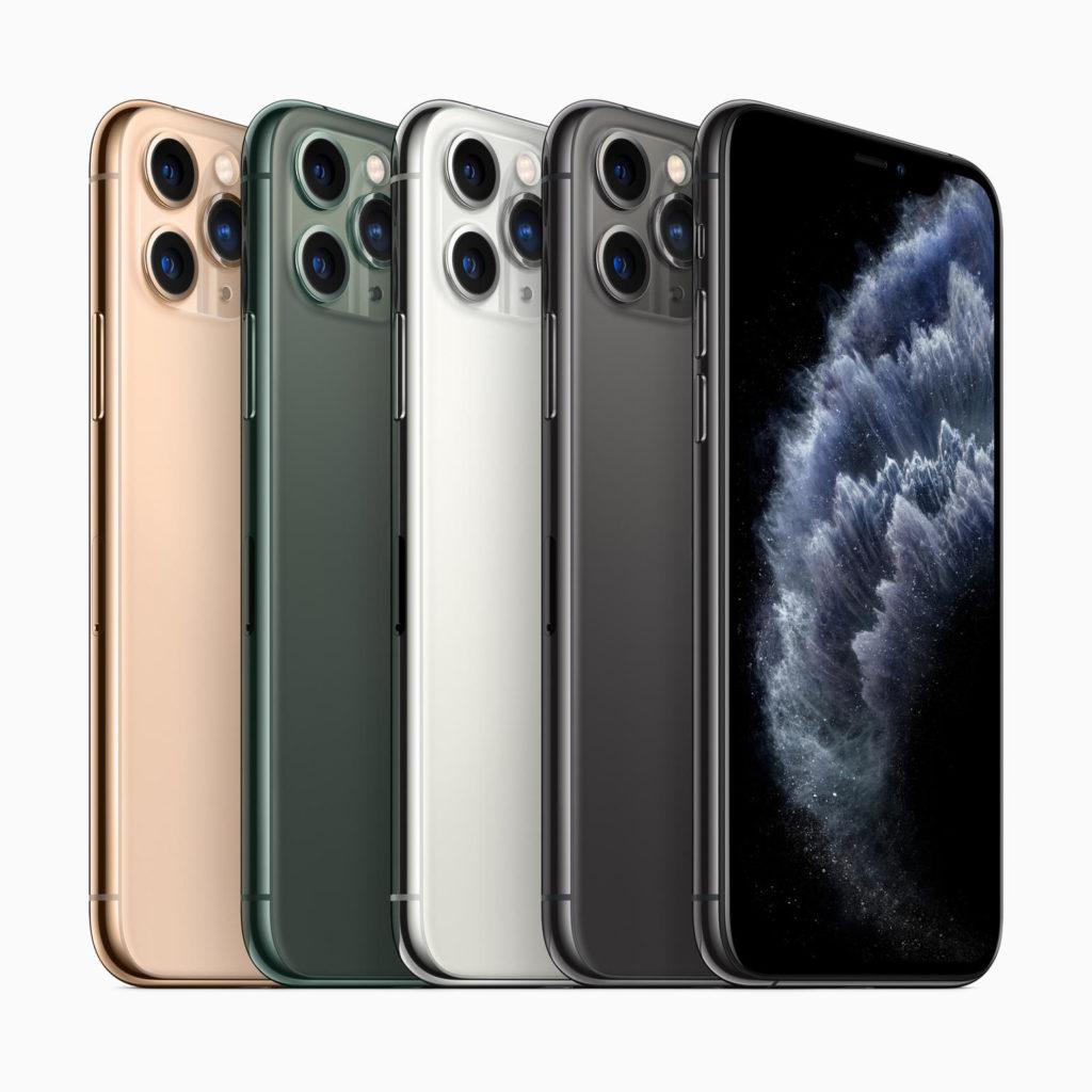 iPhone 11Pro & Pro Max