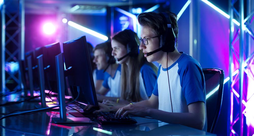 Team Playing Game