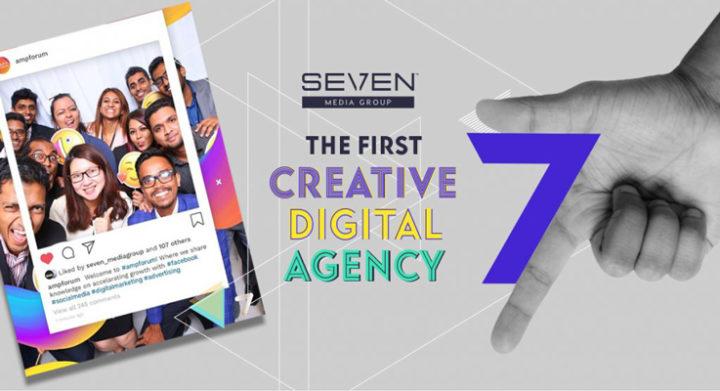 Seven Media: The Creative Digital Agency