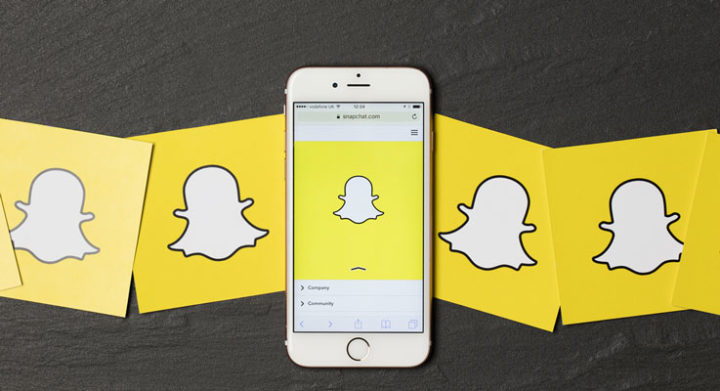 Snapchat showing signs of rejuvenation