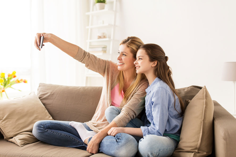 Make video together