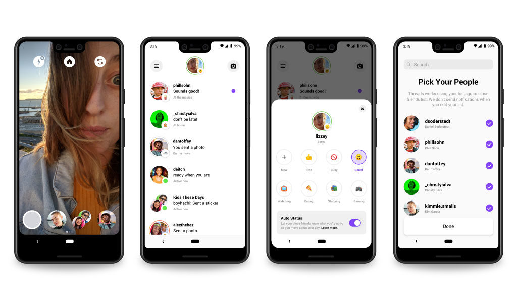 Hang on to your close friends by a Thread: Instagram's new app