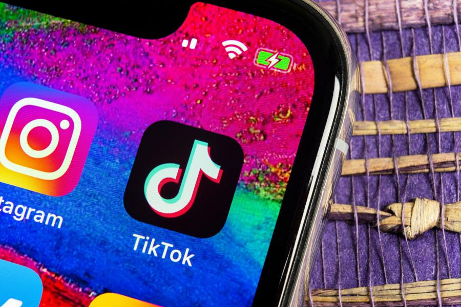 Instagram & TikTok  App Icons