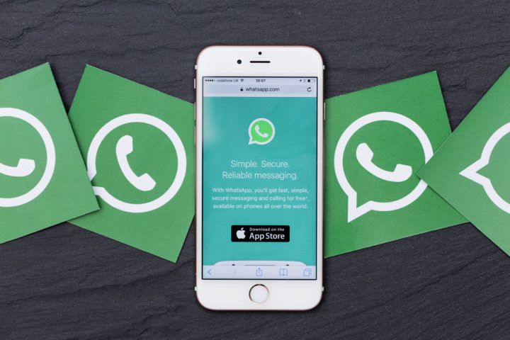 WhatsApp hits historic milestone