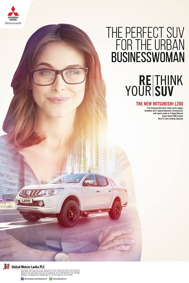 The perfect suv for the urban businesswomen