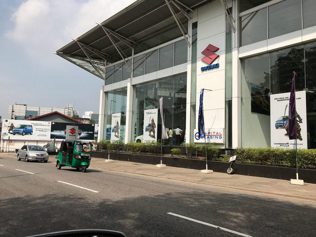 Suzuki Sri Lankan Branch