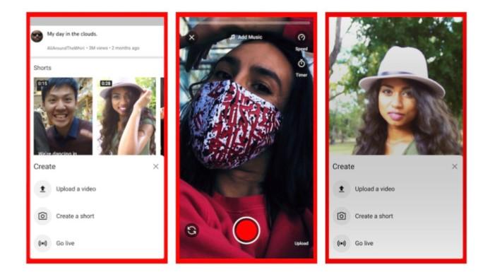 YouTube Rivals TikTok with YouTube Shorts
