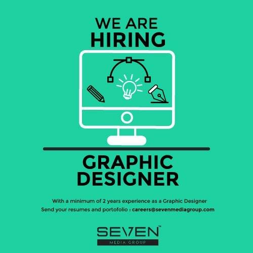 Graphic Designers Vacancy