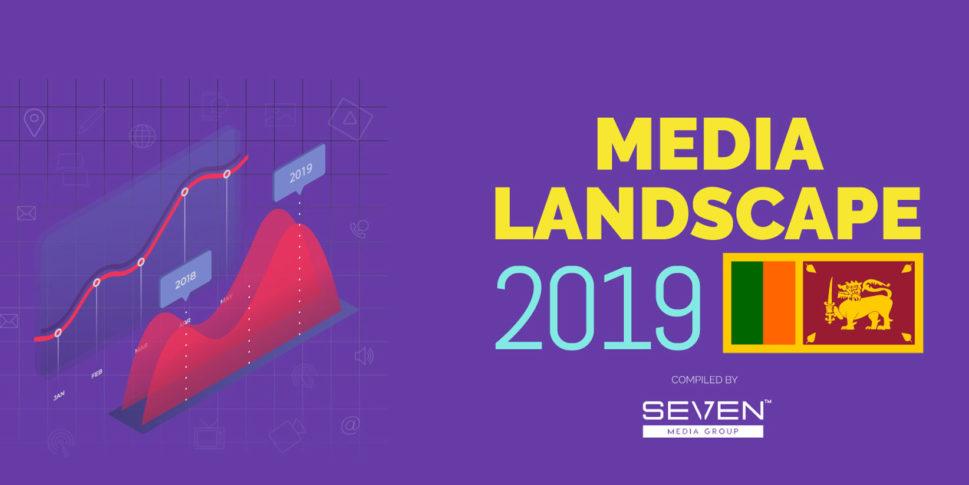 media landscape sri Lanka 2019
