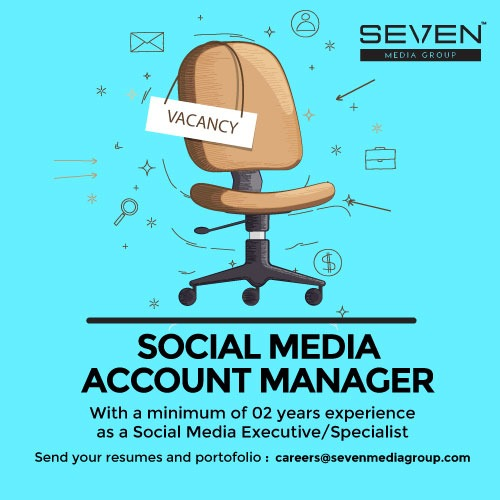 Social media account Manager